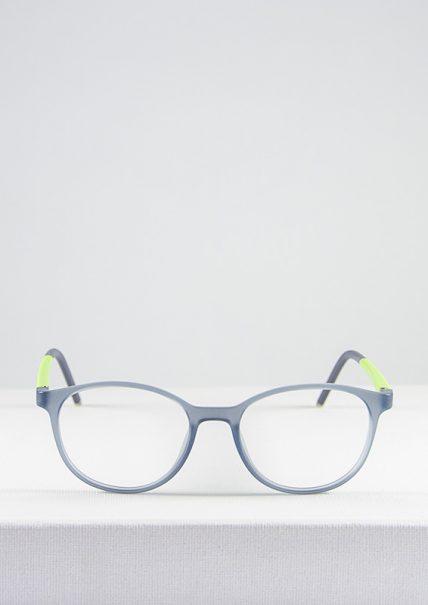 Bunny gafa graduada infantil gris verde