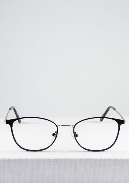 Lia gafa Graduada Negro Dorado