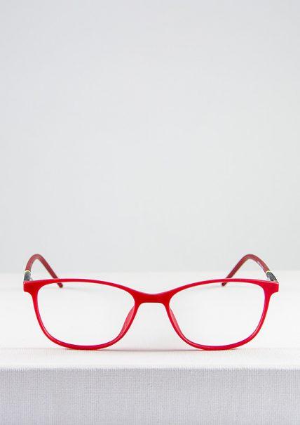 Vilma gafa graduada roja