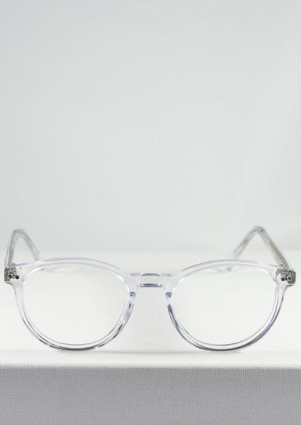 Gafas Rio Clip on Transparente