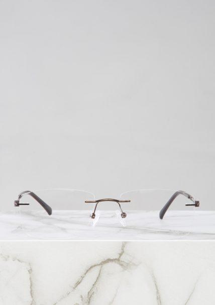 Aldo gafa graduada marron principal