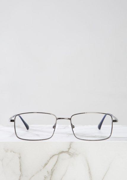 Elmo gafa clip graduada filtro azul metal principal