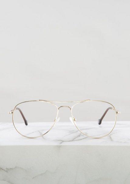 Kiel gafas dorado