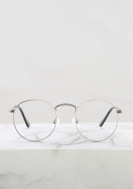 Otto gafa filtro azul metal principal