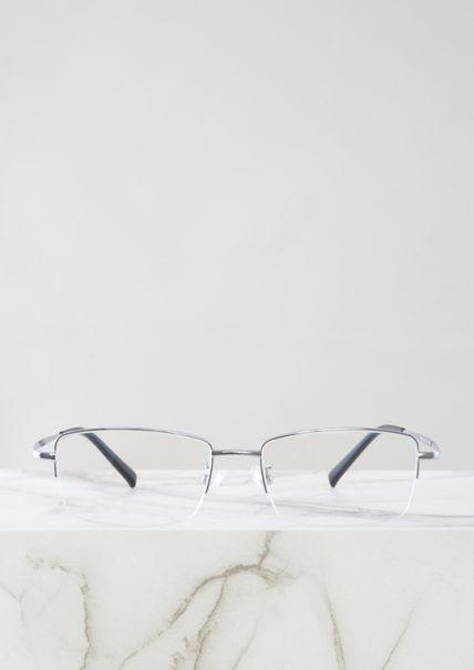 Fred gafa graduada filtro azul metal principal