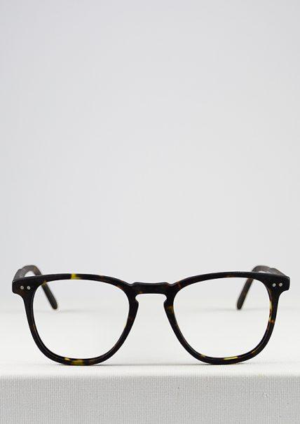 Klim gafa progresiva fotocromática de pasta rectangular color habana mate