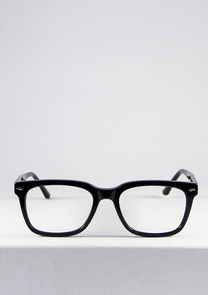 New Axel gafa de pasta negra