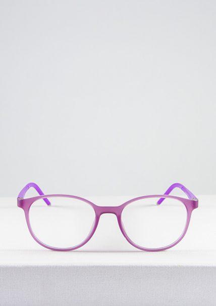 Bunny gafa graduada infantil rosa