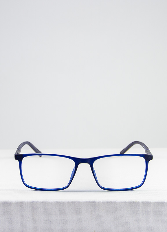 Doo gafa infantil graduada azul oscuro