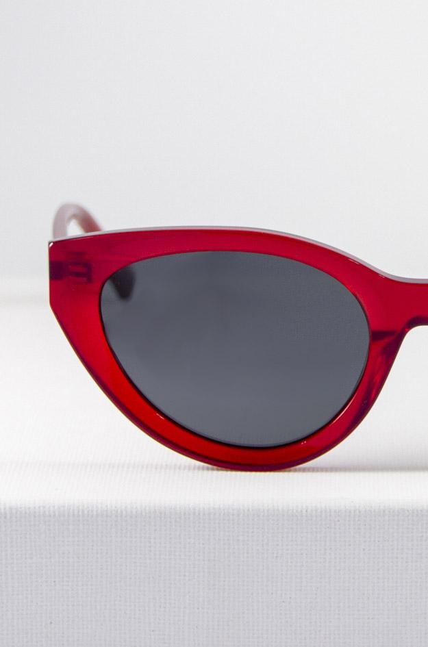 Joplin Gafa de Sol Rojo Detalle Frente