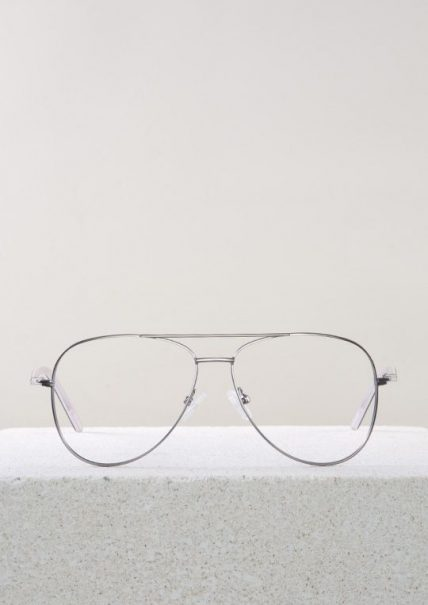 Albert gafa filtro azul metal principal