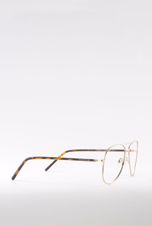 Albert gafa graduada dorado lateral entero