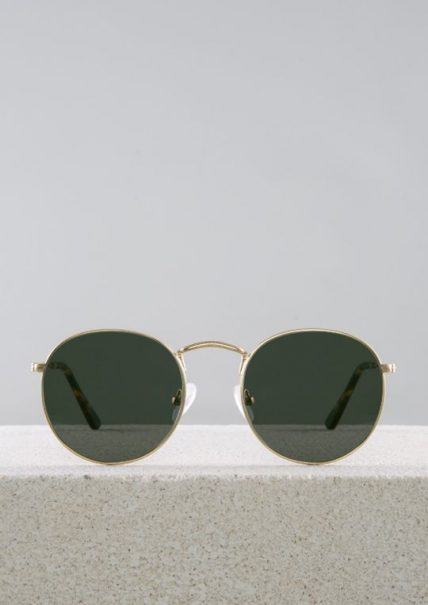 Amber gafa sol graduada dorado principal
