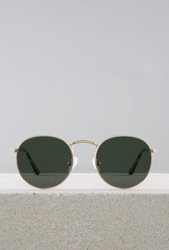 Amber gafa sol progresiva dorado principal