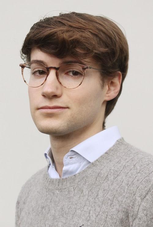 Berlin gafa graduada marron chico