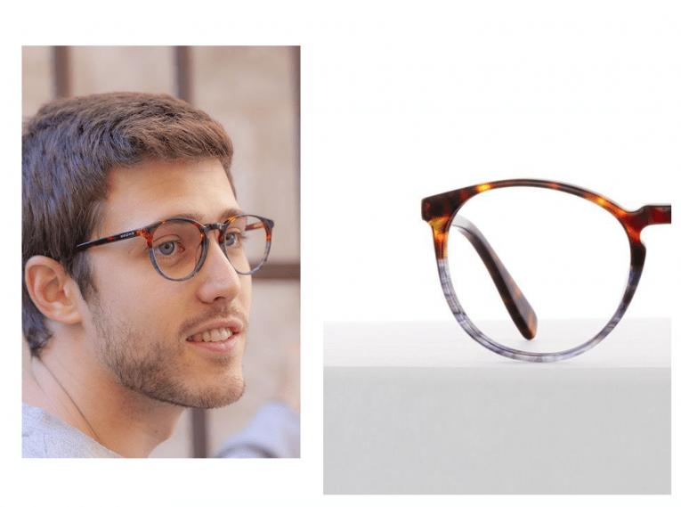 8cf2df5678 Unas gafas que combinan a la perfección el estilo retro y formas redondas.  Su puente en herradura te aportará mucha comodidad en cada día.