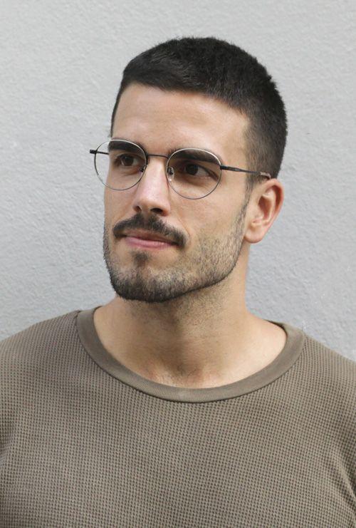 Denis gafa filtro azul negro plata chico