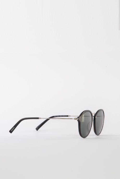 Dover gafa sol negro lateral entero