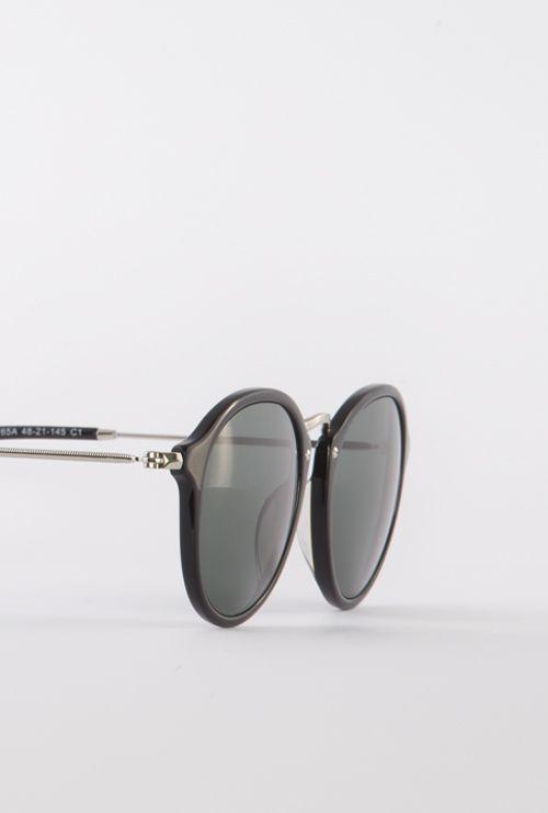 Dover gafa sol negro lateral medio