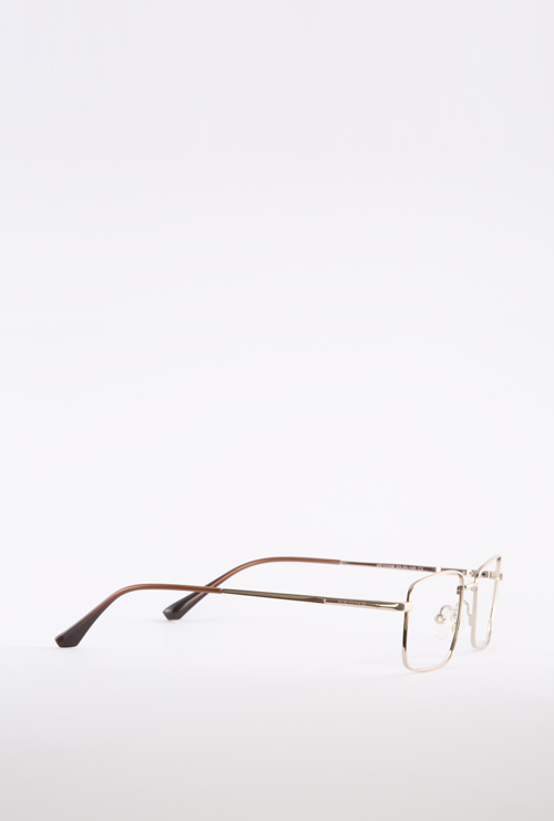 Elmo gafa clip progresiva dorado lateral entero