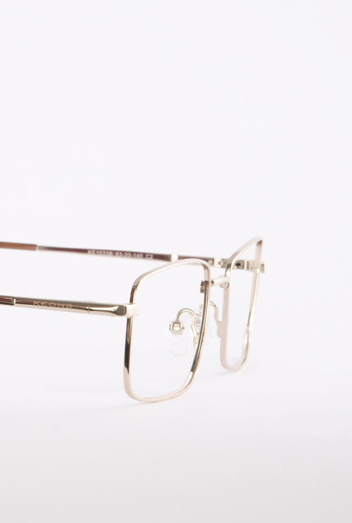 Elmo gafa clip progresiva dorado lateral medio