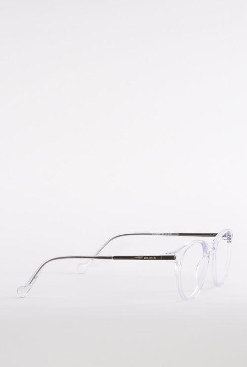 Fabian gafa graduada transparente lateral entero