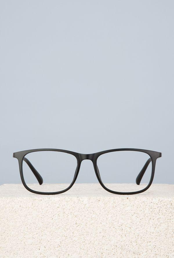 Davos gafa clip graduada negro principal