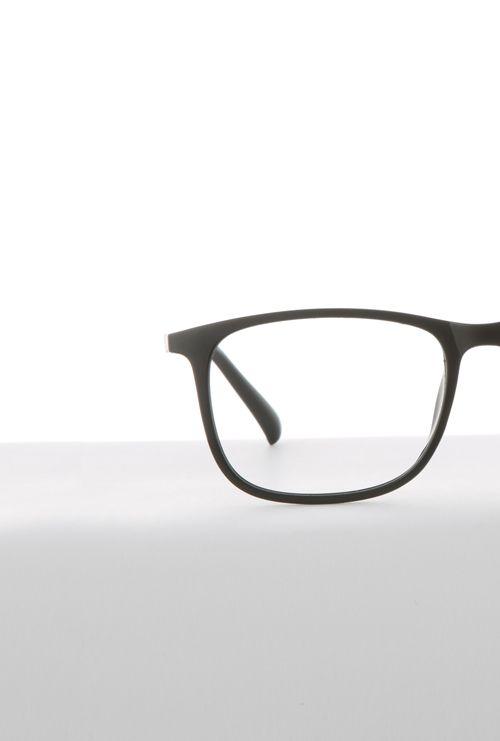 Davos gafa clip graduada negro frontal