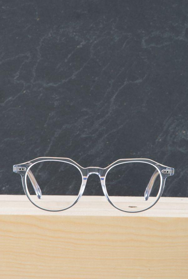 milos gafa graduada transparente principal