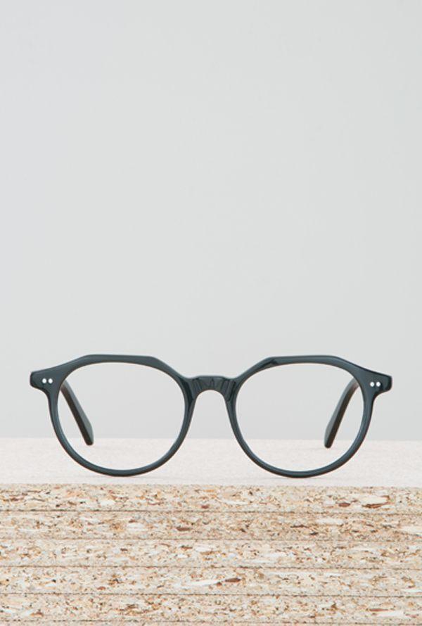 Milos gafas verde
