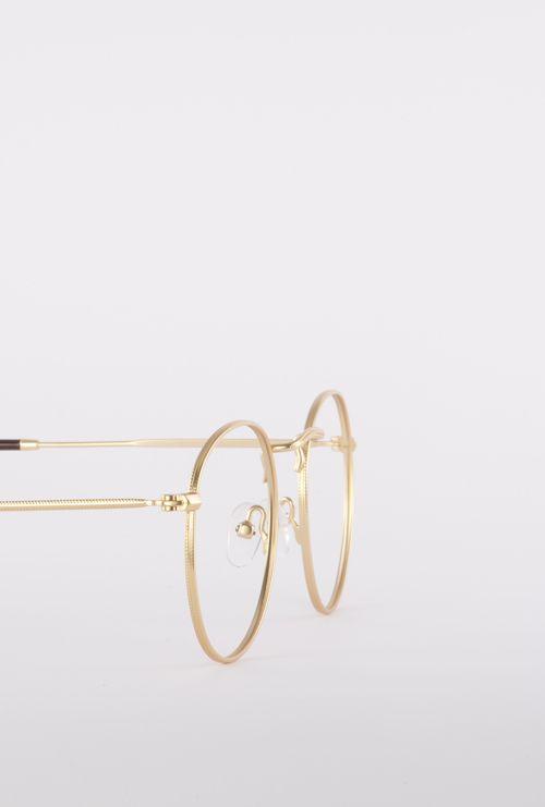 Otto gafa graduada dorado lateral medio