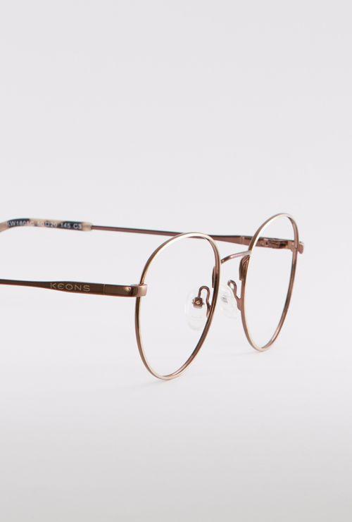 denis gafa graduada dorado cobre lateral medio