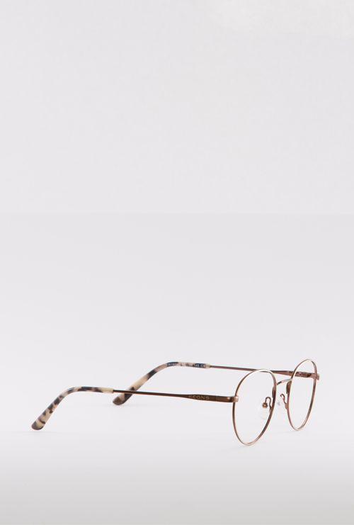 Denis gafa graduada fotocromática dorado cobre