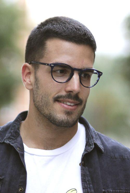 Kaney gafa graduada azul jaspeado chico