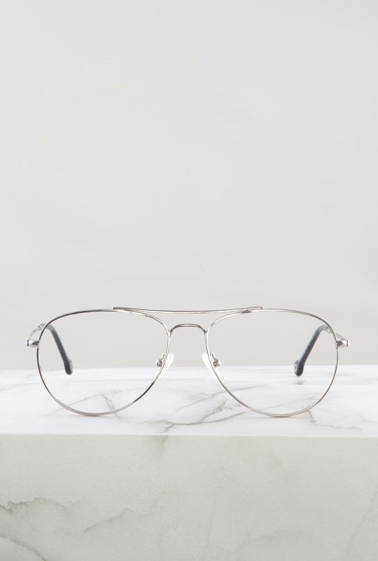 Kiel gafa filtro azul metal principal