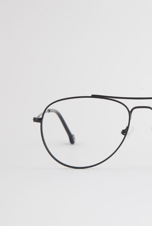 Kiel gafa graduada negro frontal