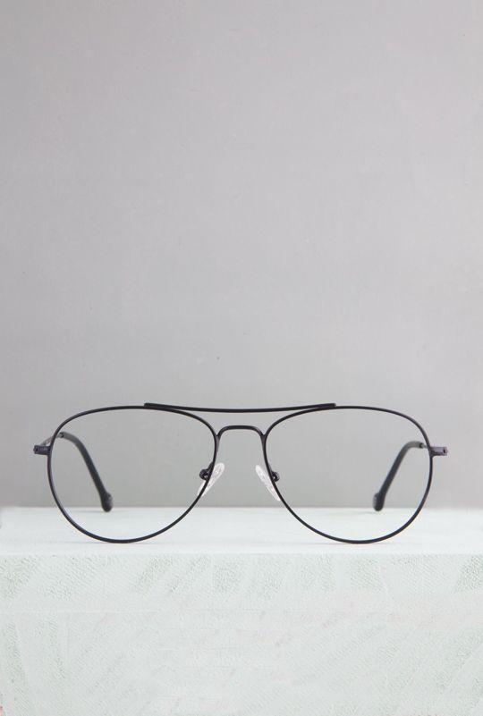 Kiel gafa graduada negro principal