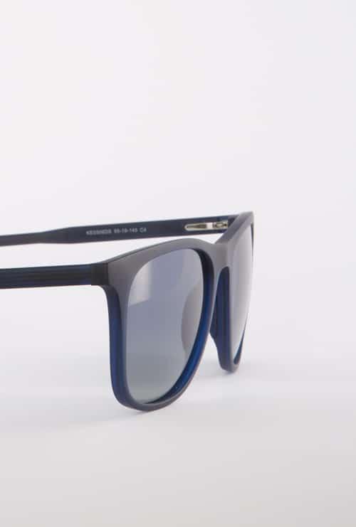 Logan gafa sol graduada azul lateral medio