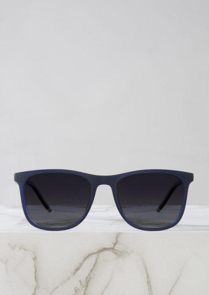Logan gafa sol graduada azul principal
