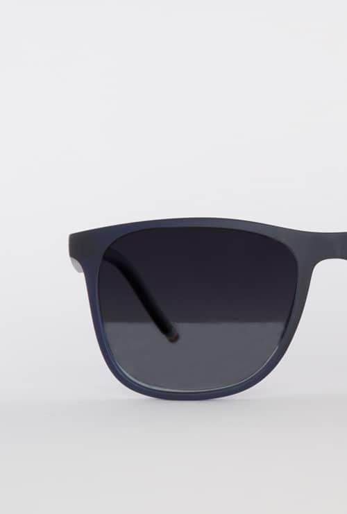 Logan gafa sol progresiva azul frontal