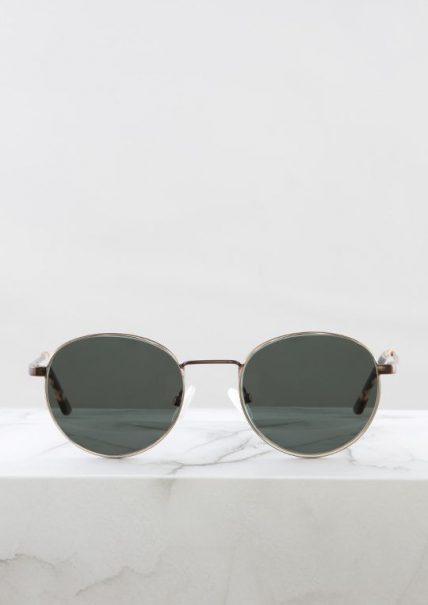 London gafa sol dorado cobre principal