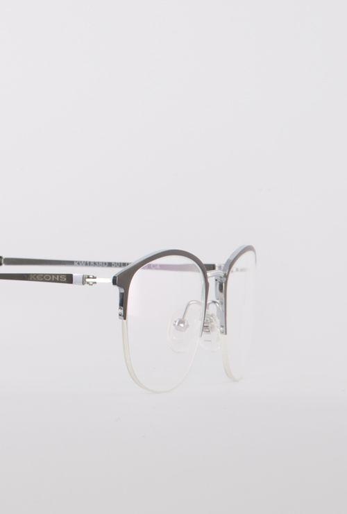 Lucian gafa progresiva negro plata lateral medio nuevo