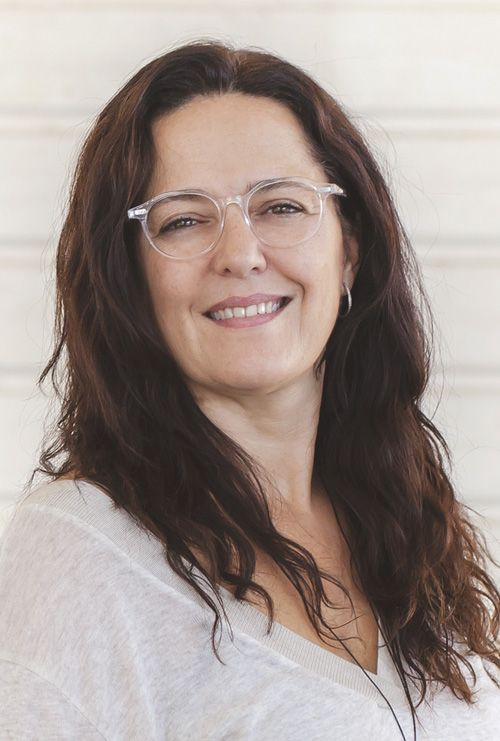 Milos gafa progresiva transparente modelo mujer