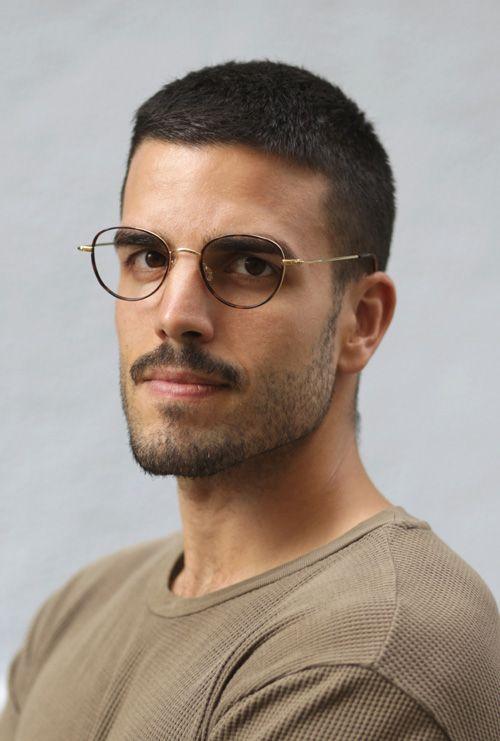 Tiber gafa graduada habana dorado chico