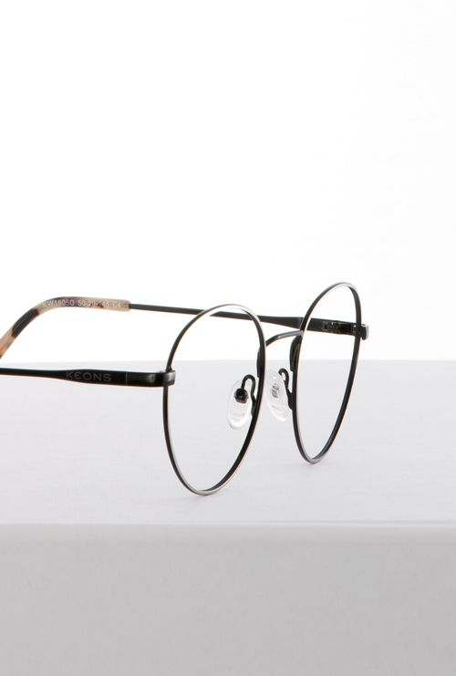 denis gafa graduada negro plata lateral medio