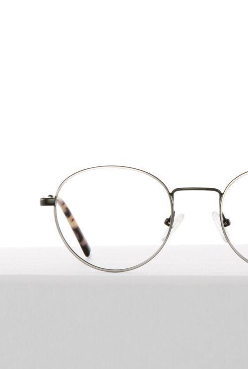denis gafa graduada negro plata frontal
