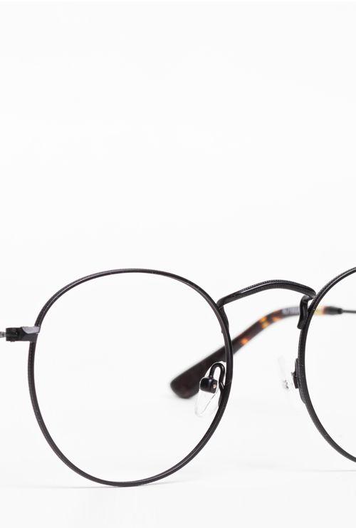 Otto gafa graduada negro frontal