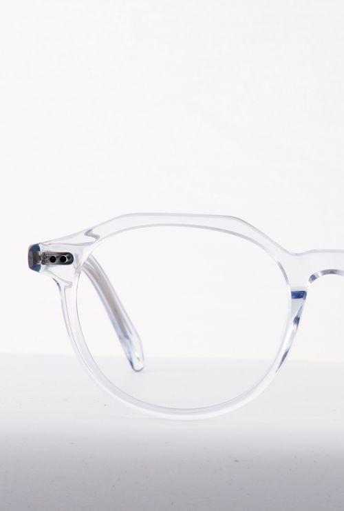 milos gafa graduada transparente frontal