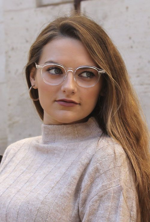 Milos gafa graduada transparente chica nuevo