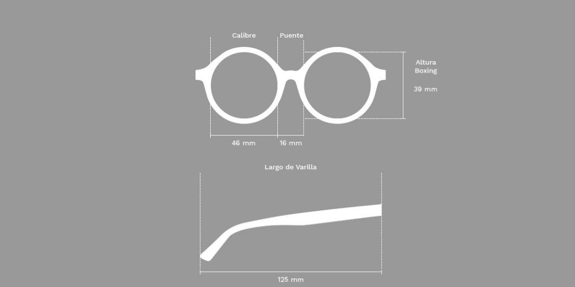 27bac0c727 En KEONS queremos que encuentres el tamaño perfecto en tu montura, por ello  os dejamos con algunos consejos para que las gafas que elijas te queden ...